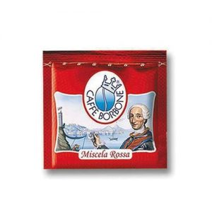 cialde caffè borbone filtrocarta ese 44 mm miscela rossa