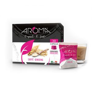 ginseng aroma light capsule compatibili espresso point