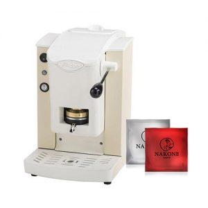 macchina caffè faber slot avorio cialde omaggio