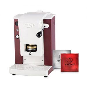 faber slot plast macchina caffè cialde omaggio