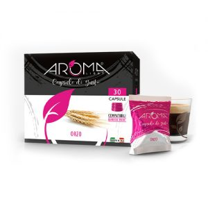 orzo aroma light capsule compatibili espresso point