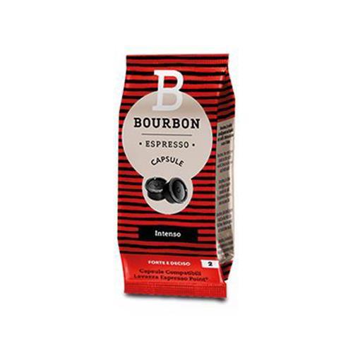 lavazza bourbon intenso caffè capsule espresso point