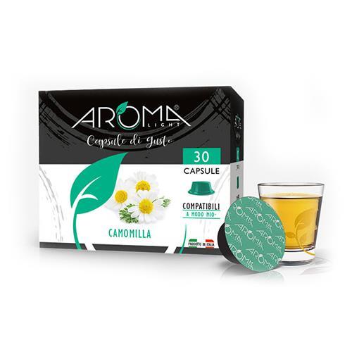 camomilla aroma light capsule compatibili lavazza a modo mio
