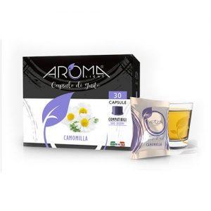 aroma light camomilla capsule compatibili uno system