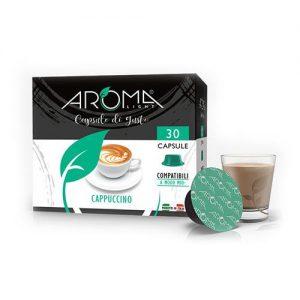 cappuccino aroma light capsule compatibili a modo mio