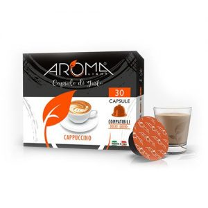 cappuccino aroma light capsule compatibili dolce gusto