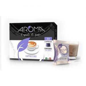 aroma light cappuccino capsule compatibili uno system