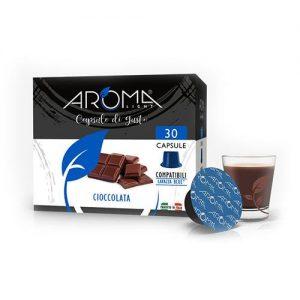 capsule cioccolata aroma light compatibili lavazza blue