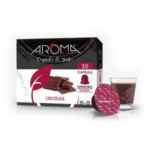 cioccolata aroma light capsule compatibili nespresso