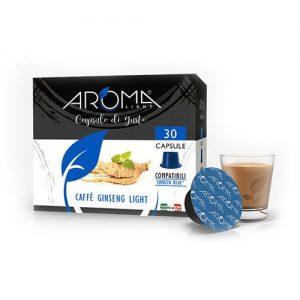 capsule ginseng light aroma light compatibili lavazza blue