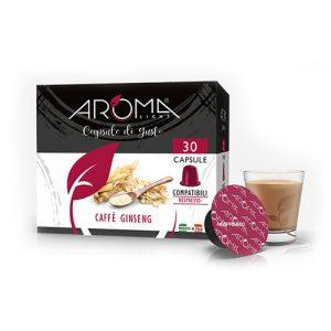 ginseng aroma light capsule compatibili nespresso