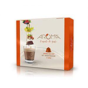 kit degustazione aroma light capsule compatibili dolce gusto
