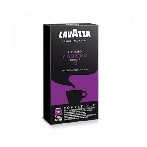 lavazza vigoroso nespresso compatibili capsule espresso