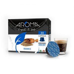 capsule orzanice aroma light compatibili lavazza blue