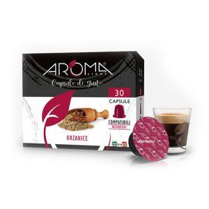 orzanice aroma light capsule compatibili nespresso