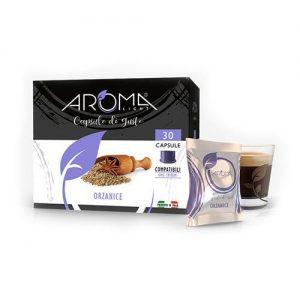 aroma light orzanice capsule compatibili uno system