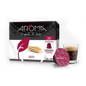 orzo aroma light capsule compatibili nespresso