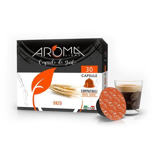 orzo aroma light capsule compatibili dolce gusto