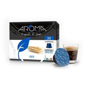capsule orzo aroma light compatibili lavazza blue