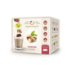 pistacchio aroma light capsule compatibili espresso point