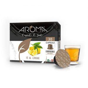 caffitaly capsule tè limone aroma light compatibili