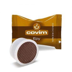 covim orocrema caffè compatibile espresso point capsule epy