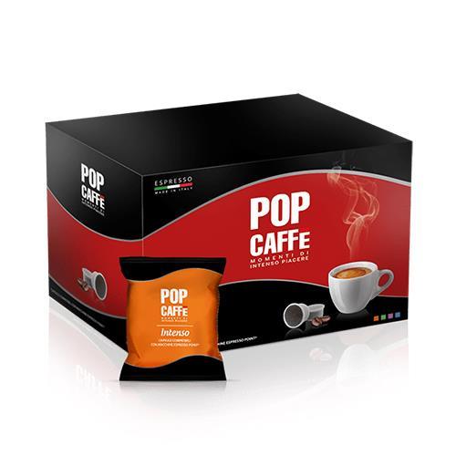 pop caffè espresso point lavazza compatibili capsule miscela intenso